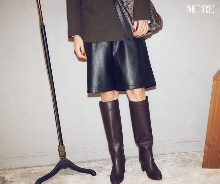 スタイリスト辻村さん&高野さんが妄想コーデ♡ もしモアOLだったらどんな秋服を着る?_2