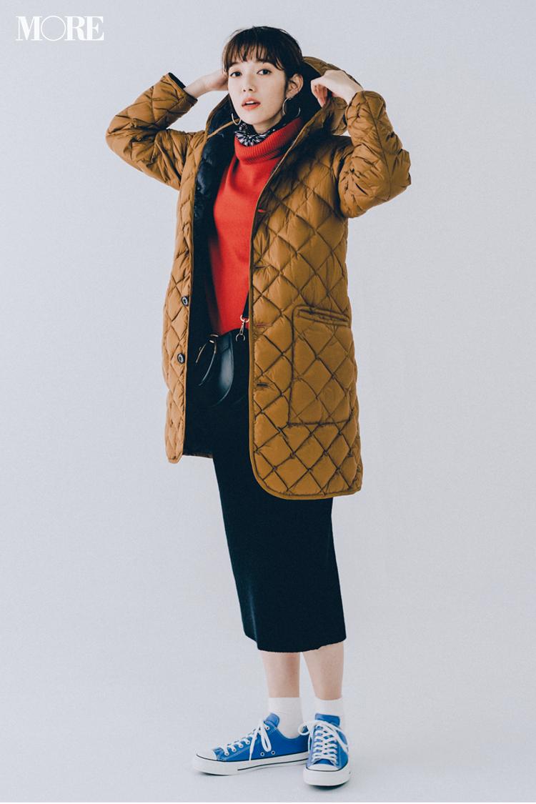20代女子に似合う【きれいめの服×スニーカー】のコーデまとめ | ファッション_1_14