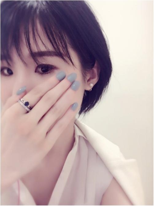 【夏ネイル】大人シンプルネイル❤️_3