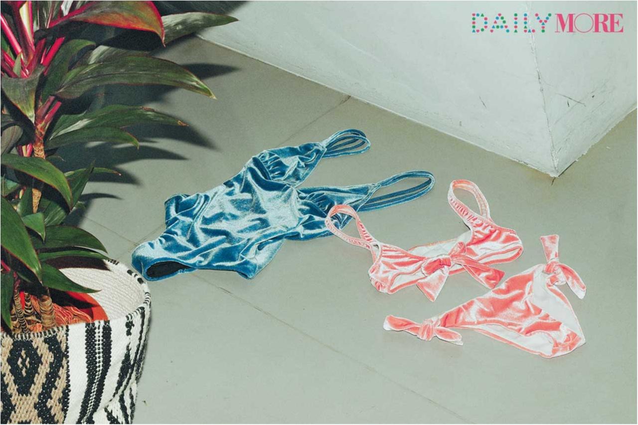 【あのブランドの新作水着が可愛すぎ⁉】スタイリスト石田綾さんが見つけた、3つのおしゃれなウワサって?_1_1