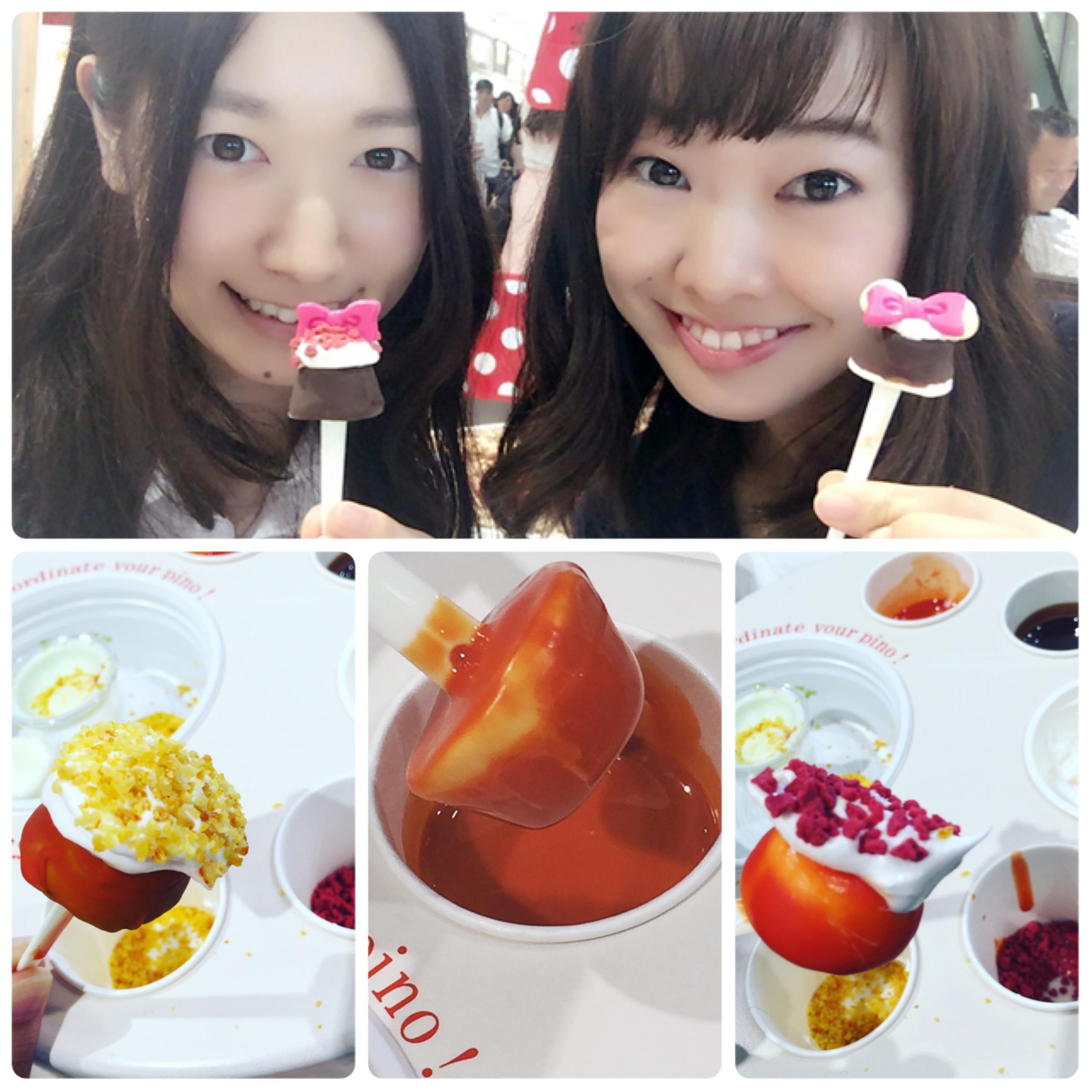 アイスの『pino』がつくった【ピノフォンデュカフェ】今年も東急プラザ表参道原宿3Fにオープン!大阪も今週末オープン✨≪samenyan≫_18