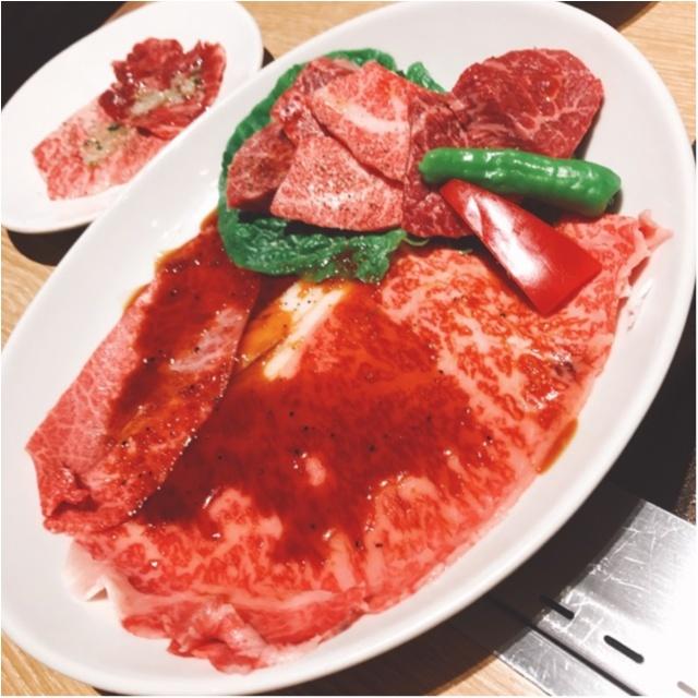 【今日は11月29日】大好きなkintanで絶品焼肉ランチ♡♡【イイニクの日】_4