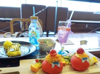 ふしぎの国のアリス好き必見!ふしぎの国のアリスカフェが大阪で開催中!ヘルシーメニュー満載の「OH MY CAFE」でアリスの世界観を堪能できちゃいます★