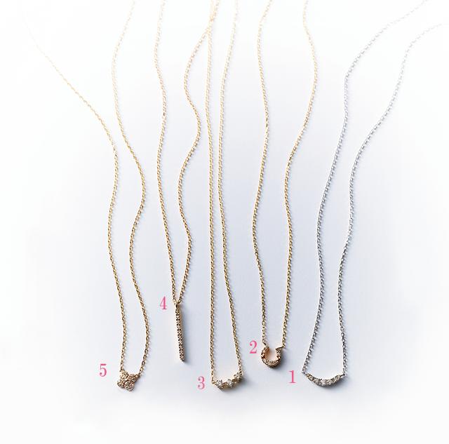 【応募終了】『カナル4℃』のダイヤモンドネックレスを合計100名様にプレゼント♡__1