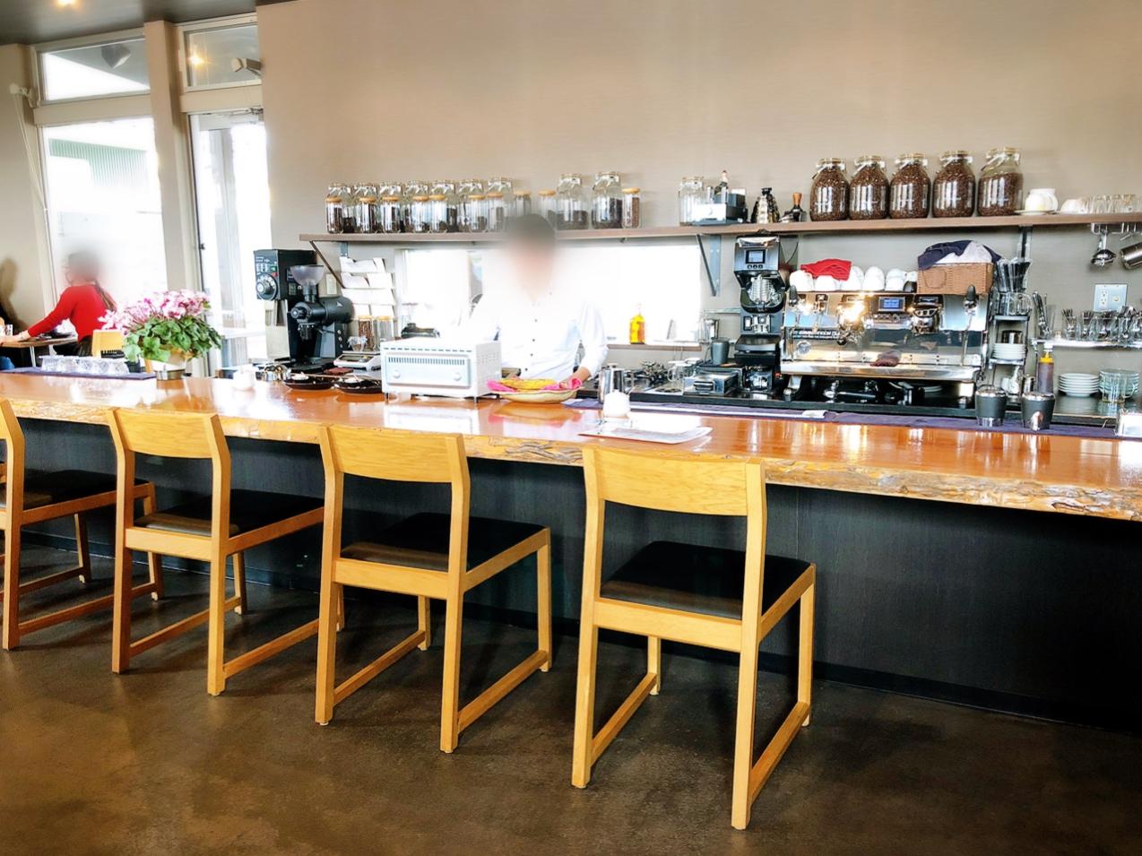 【#静岡カフェ】こだわり自家焙煎本格派コーヒーとふわふわ生キャラメルシフォンケーキが美味♡_2