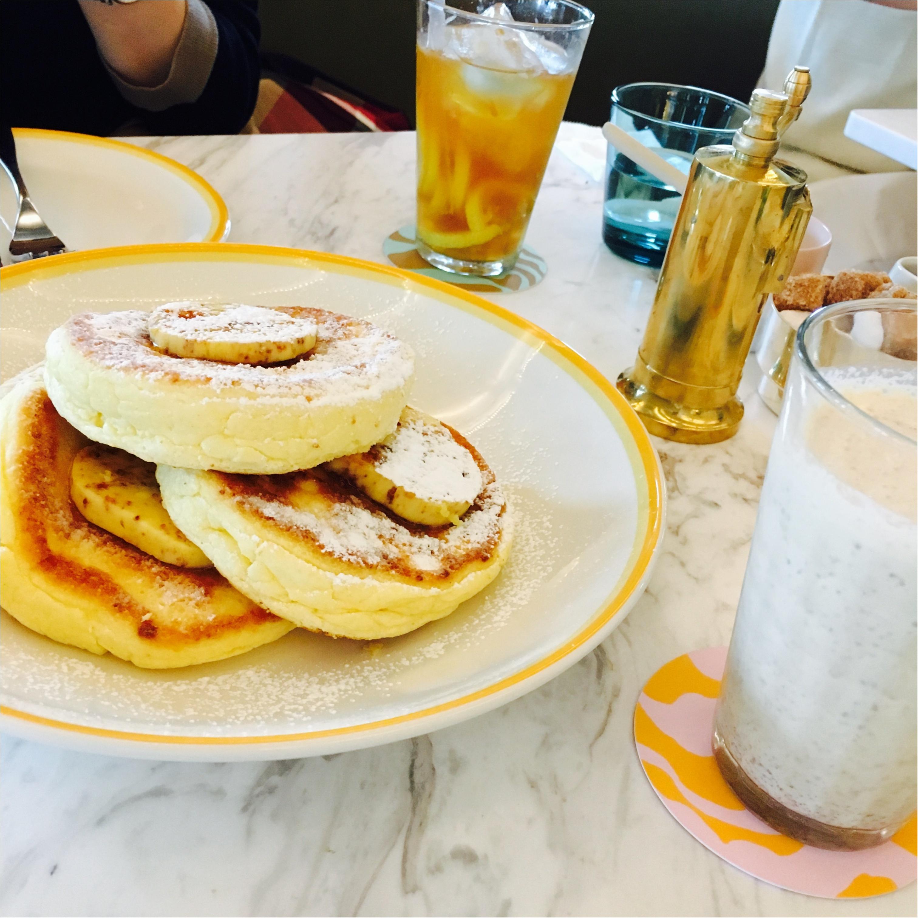 世界一の朝食がついに銀座に♡銀座の新名所❤︎Billsに行ってきました:.* ♡(°´˘`°)/ ♡ *.: _8