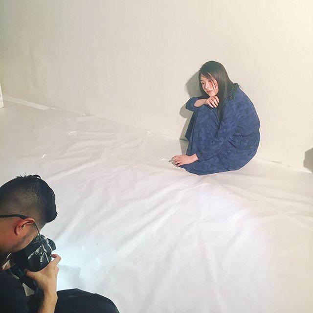【唐田えりかの撮影オフショット】『凪のお暇』に出演中! からたんの天使のような笑顔♡_4