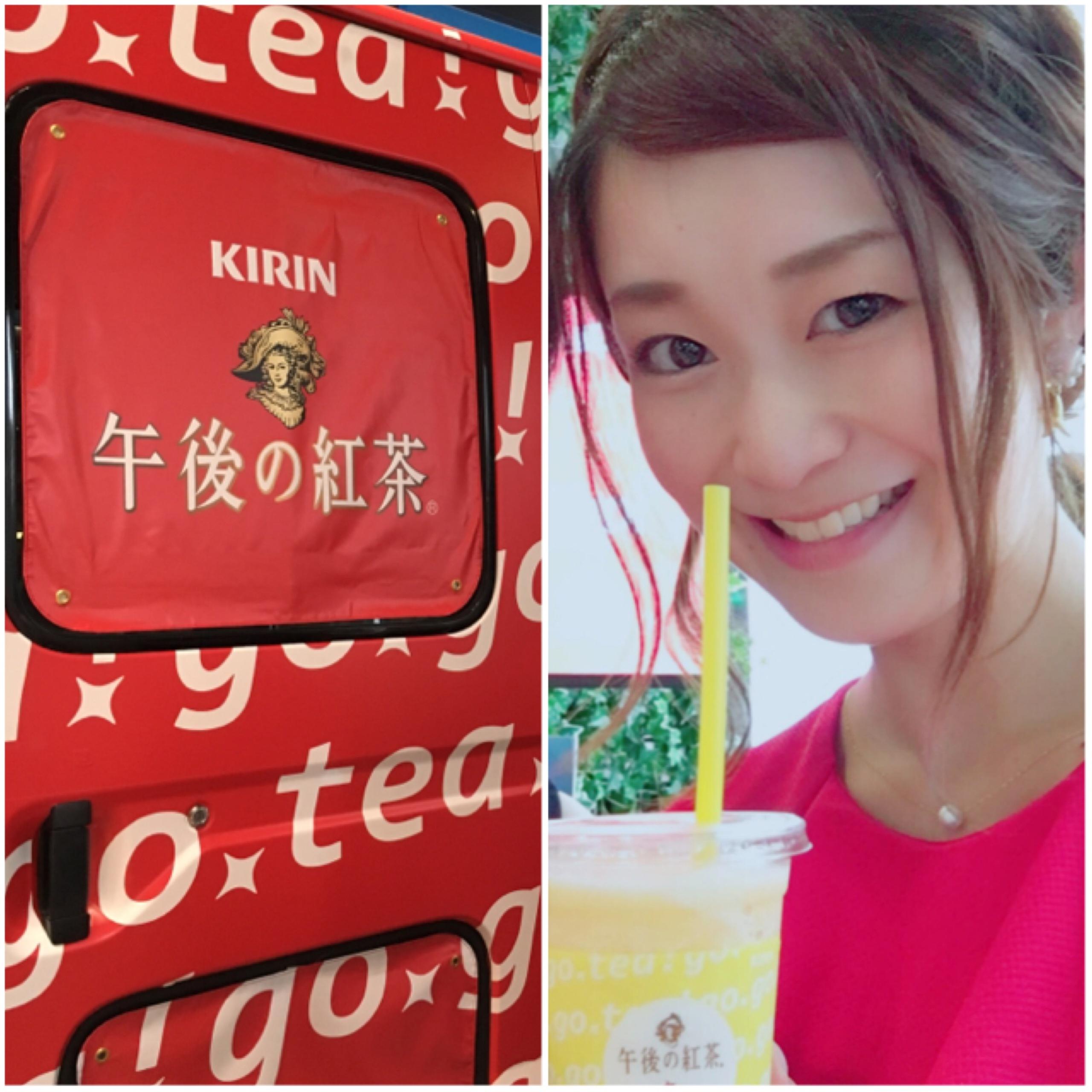 《全国順次展開!》紅茶とフルーツの良いとこ取りスムージー❤️【日本初上陸ハワイのスムージーショップ】と【午後ティー】が夢のコラボ✨_3