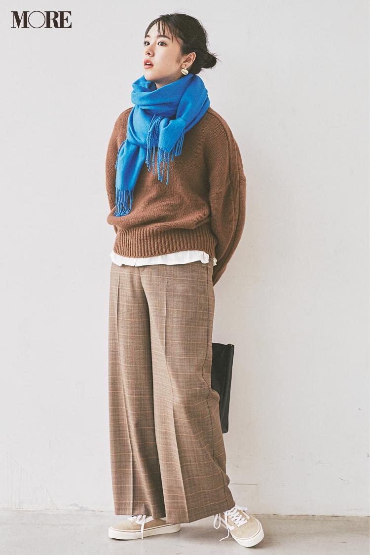 20代女子に似合う【きれいめの服×スニーカー】のコーデまとめ | ファッション_1_2