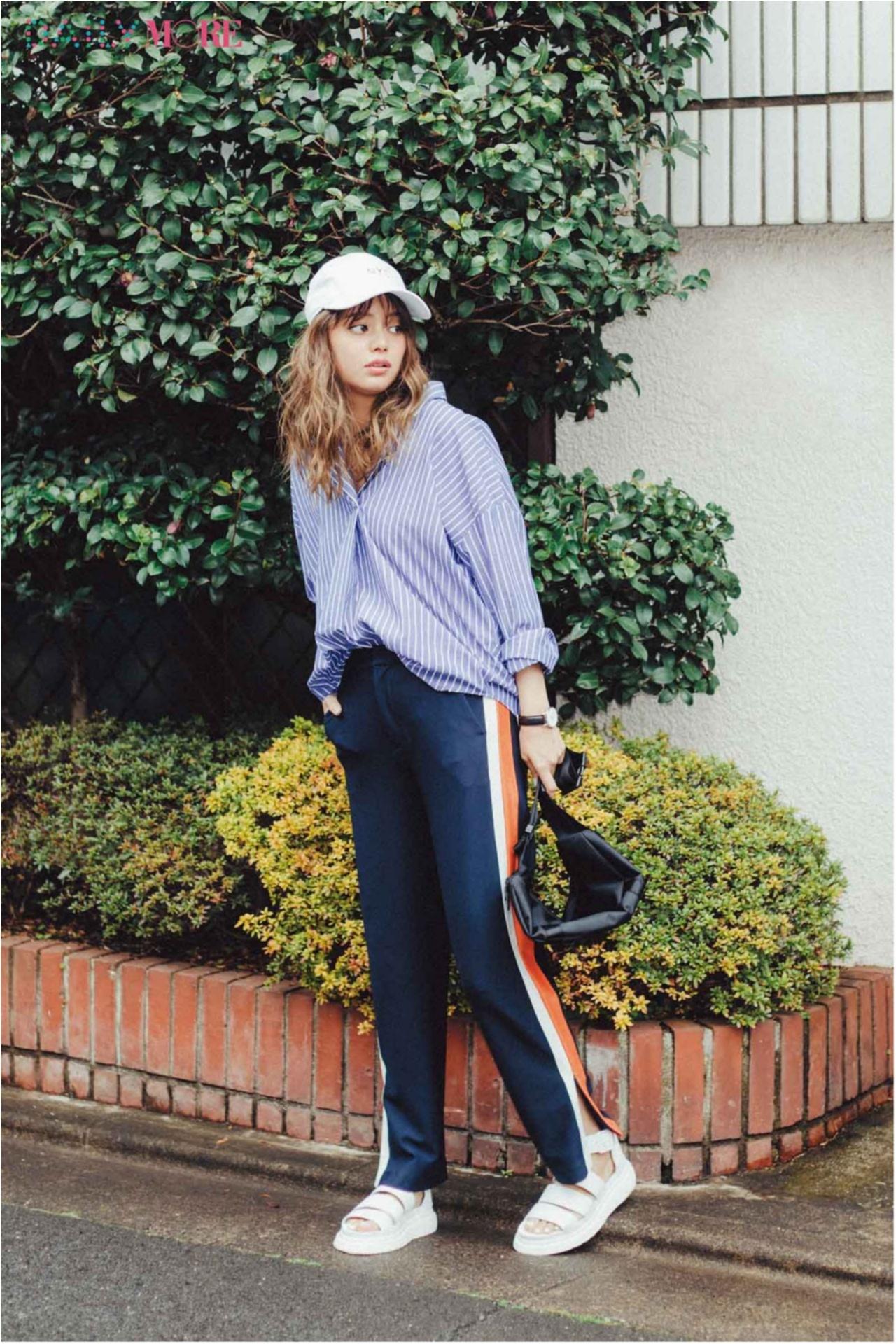 紫外線対策もオシャレにね♪【帽子】を使った春夏コーデまとめ♡_1_4