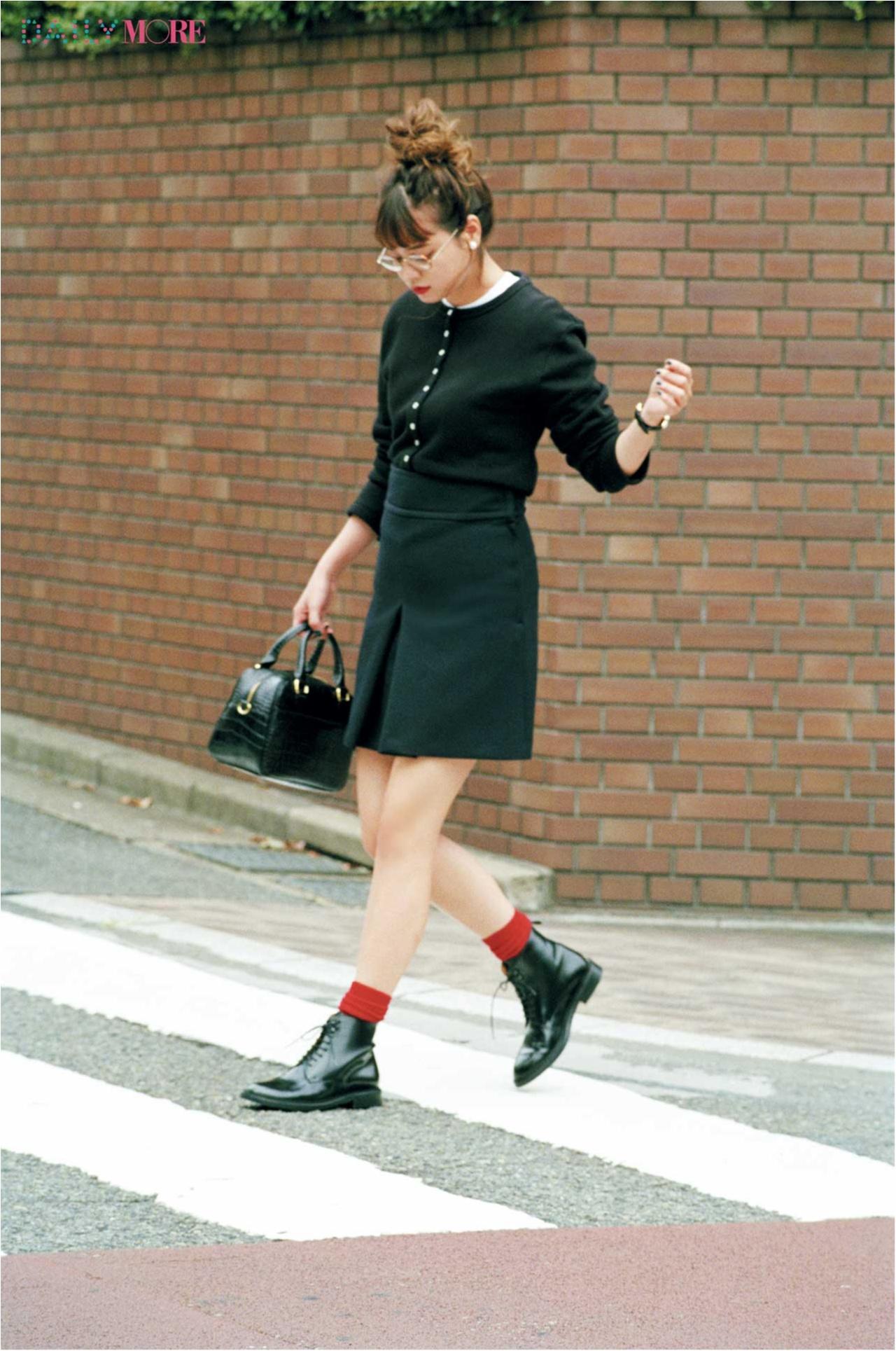 石上美津江さんがいま『アニエスベー』のスナップカーデをいちおしする理由。_1_1