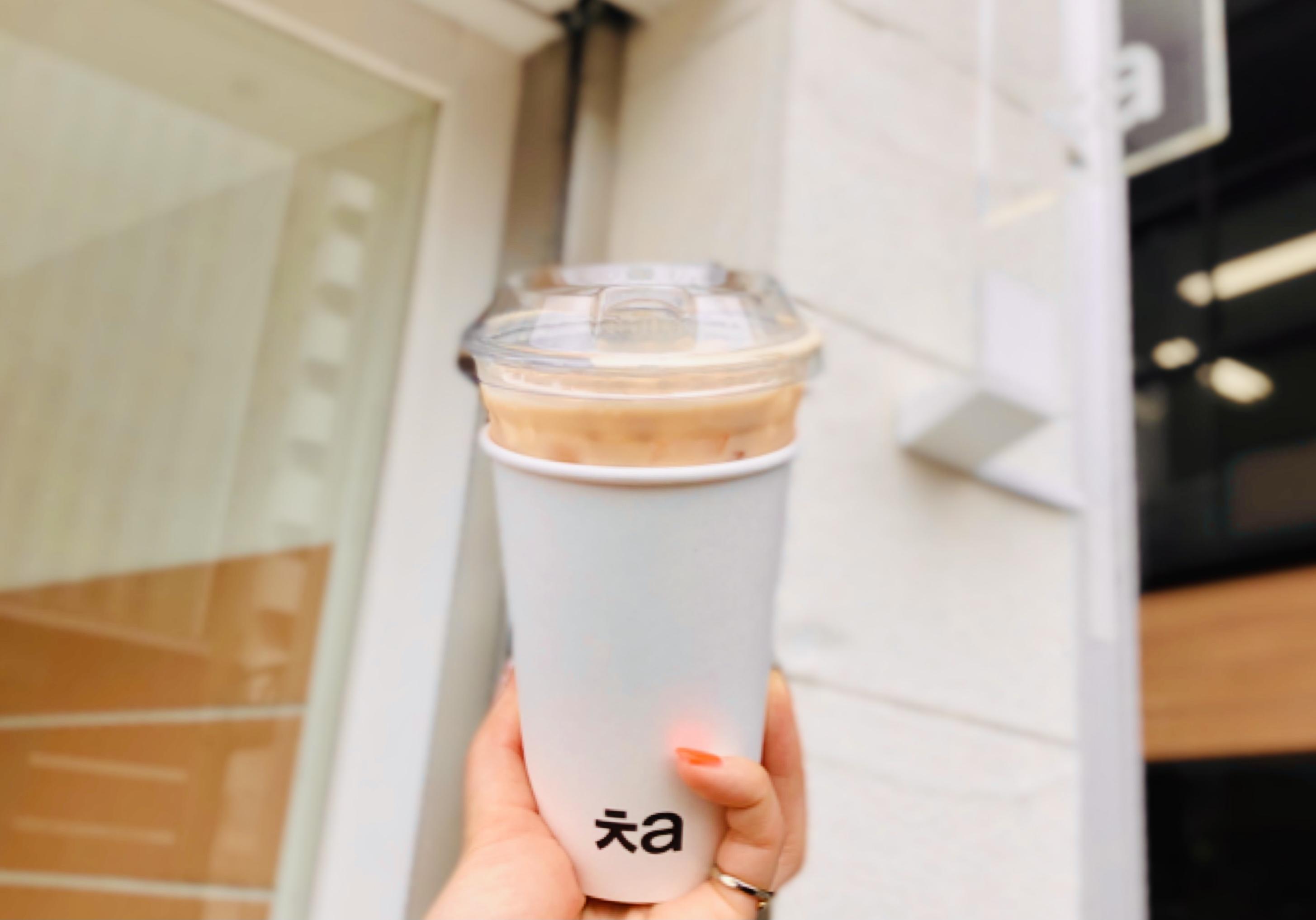 【韓国カフェ】新大久保だけじゃない!本格タルゴナミルクティーが飲めるカフェが表参道に上陸_1