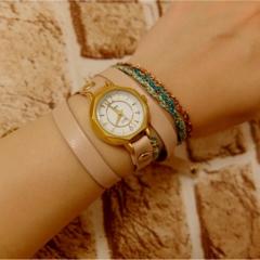 カジュアル好きにはたまらない♡【ラ・メール コレクションズ】の腕時計を買っちゃいました!