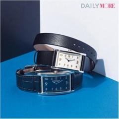 """""""格""""があって賢そうに見える! いま狙うべき憧れブランドの腕時計はこれ"""