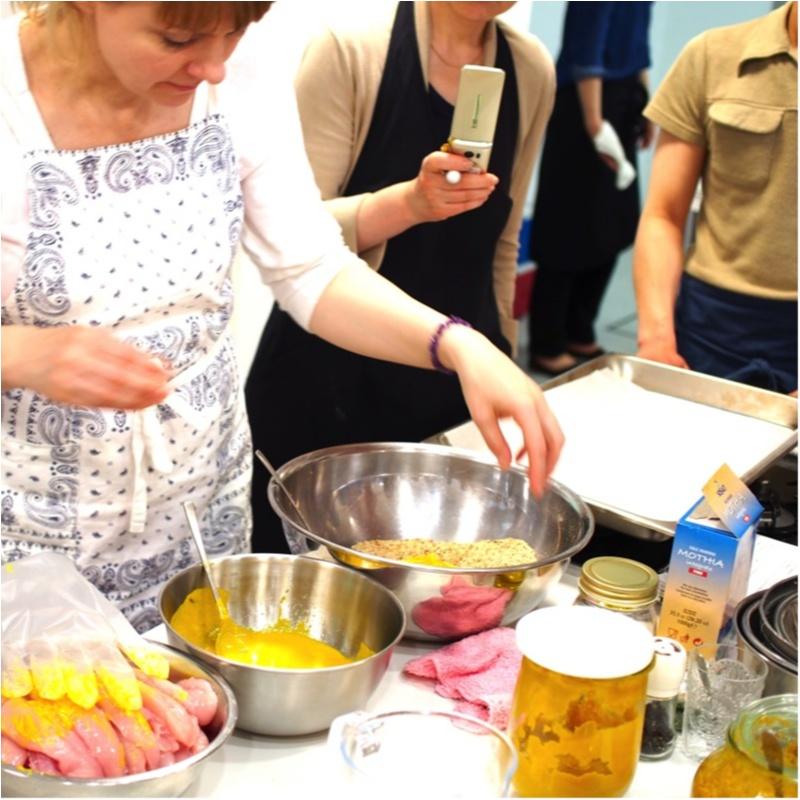 マスタードが発酵料理ってご存知でした?『本物料理研究家』北海道在住の横山アディナさんのお料理教室(412あみ)_2