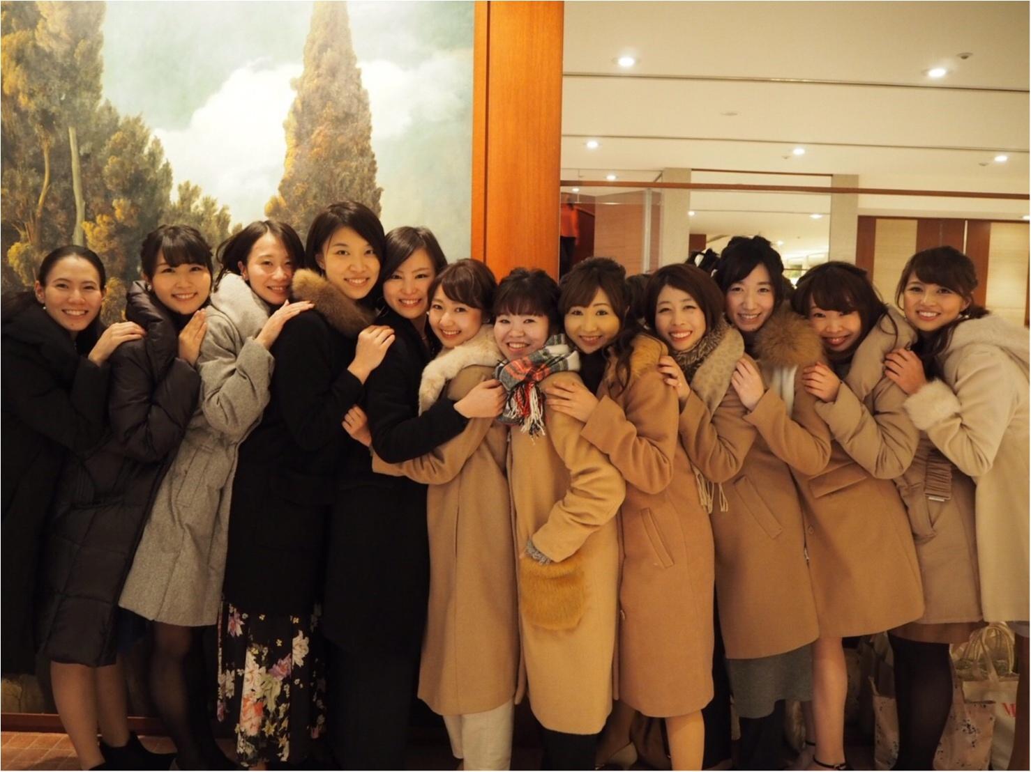 おしゃれ部員大集合!!年に一度のお楽しみ♡モアハピ大女子会byじゅな_16