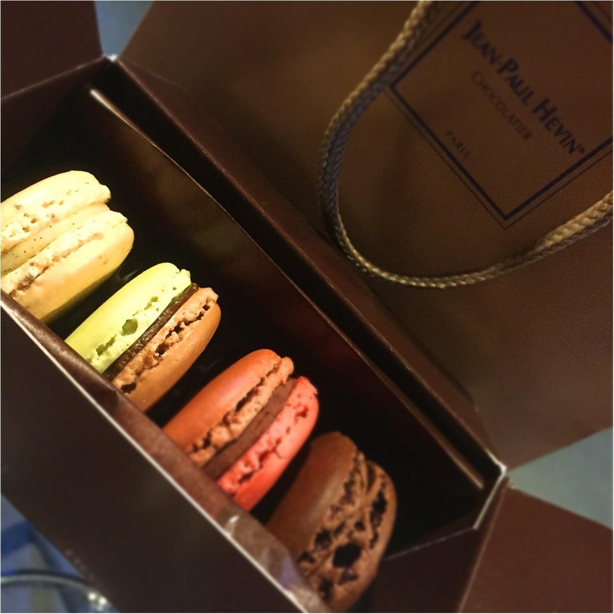 お菓子にはそれぞれ意味がある?【特別な人】にあげるなら✨もらって嬉しい《*マカロン5選*》★☆_5
