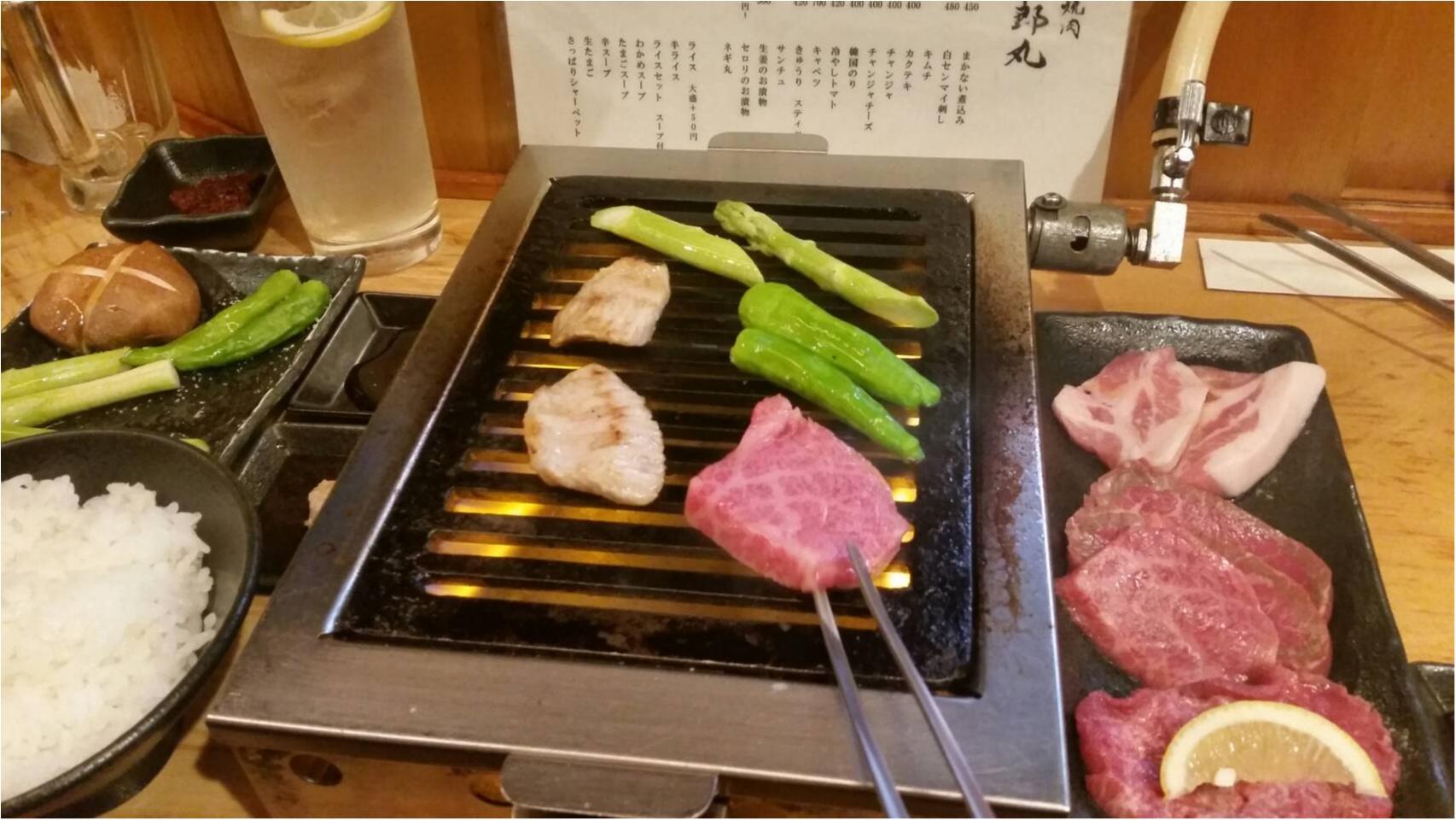 普通の焼き肉に飽きたら・・立ち食い焼肉「治郎丸」がオススメ!_4