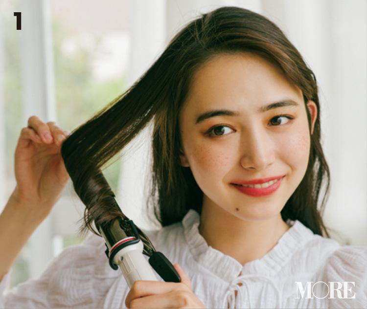 ロングヘアのアレンジ特集 - ゆる巻きのやり方など『BLACKPINK』ジェニーの髪型がお手本のヘアカタログ_7