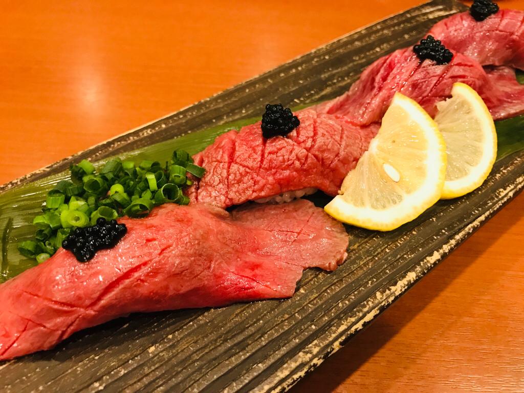 【肉バル】黒毛和牛A5ランク肉寿司が絶品♡とにかく美味しいお肉を堪能したいならココ!_3