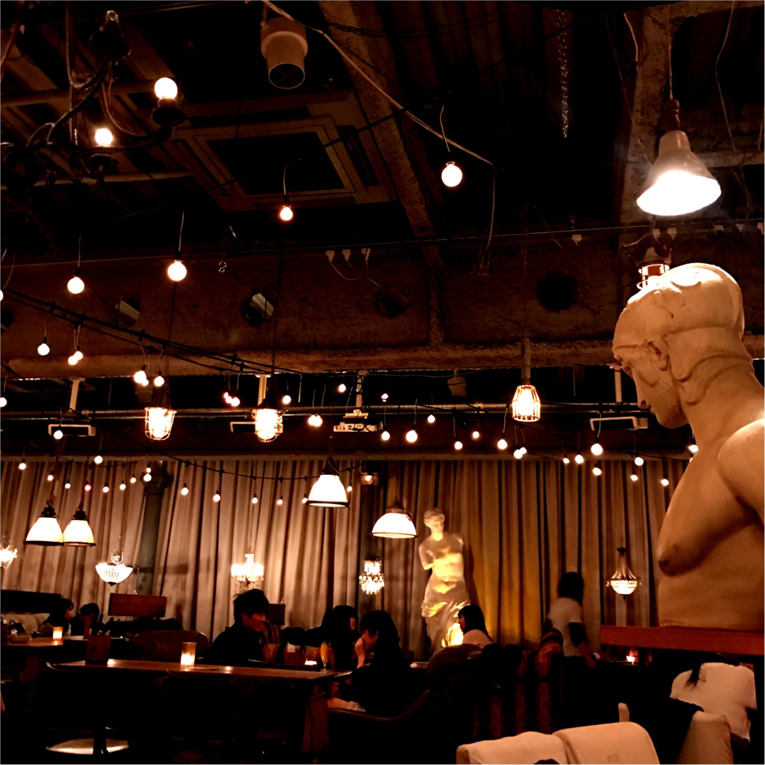 渋谷のお洒落ダイニング《and people》でモアハピ女子会❤︎_1