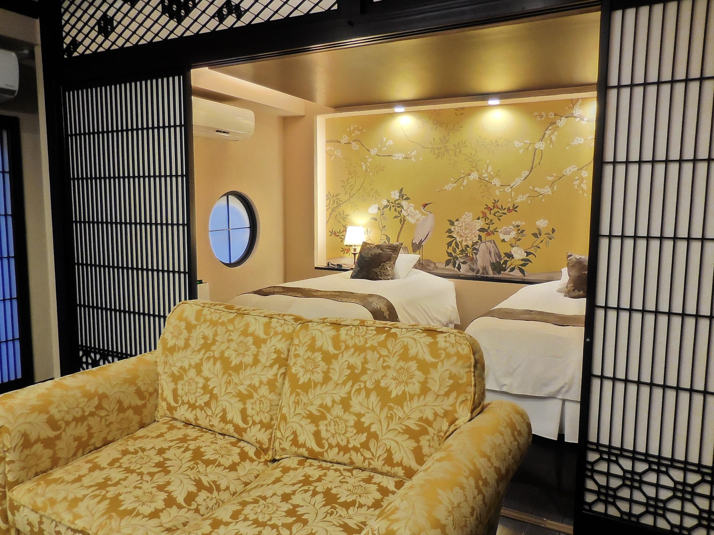 【誕生日旅行】泊まってみたかった和モダンのお部屋・・・想像を超えるお部屋でした^^_6
