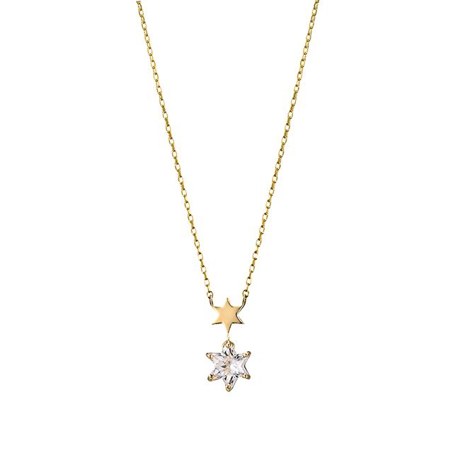 【応募終了】Twitter「#モアチャレ宣言」100ツイート達成で『STAR JEWELRY Girl』のネックレスをプレゼント♡【聞かせて!チャレンジ応援グッズ プレゼントキャンペーンvol.7】__1