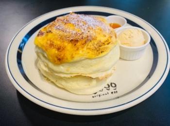 とろっふわっの極限♡甘党なら絶対食べるべき「eggg」のパンケーキが新食感すぎた