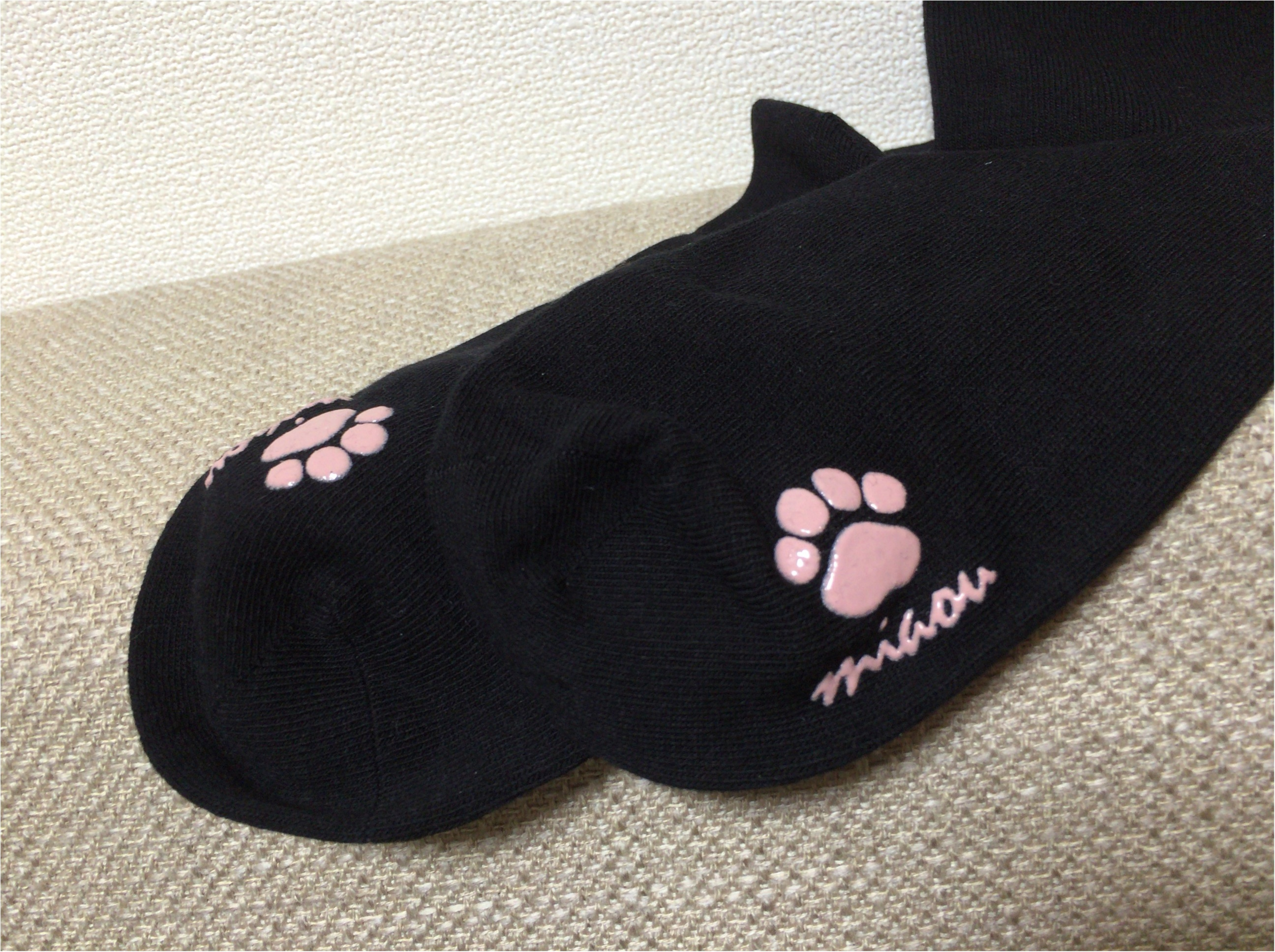 【小物SALE】だって逃せないっ!肉球滑り止めが可愛い《猫ソックス》など靴下を安くGETせよ!♡_1