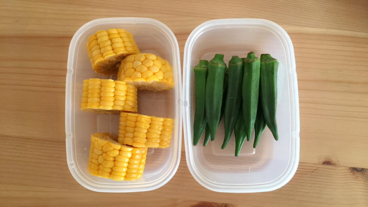 《週末》簡単作り置き(野菜)と下味冷凍!_2
