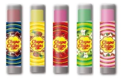 「チュッパチャプス」がリップクリームに! 香りを楽しみながら、たっぷりオイルで唇を保湿♡ PhotoGallery_1_1