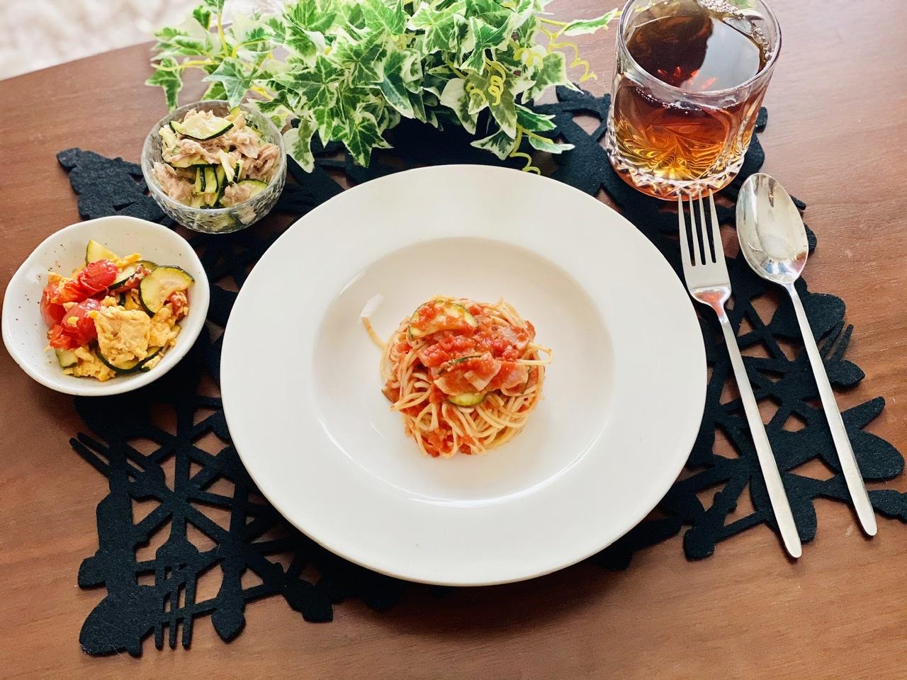 【今月のお家ごはん】アラサー女子の食卓!作り置きおかずでラク晩ご飯♡-Vol.16-_3