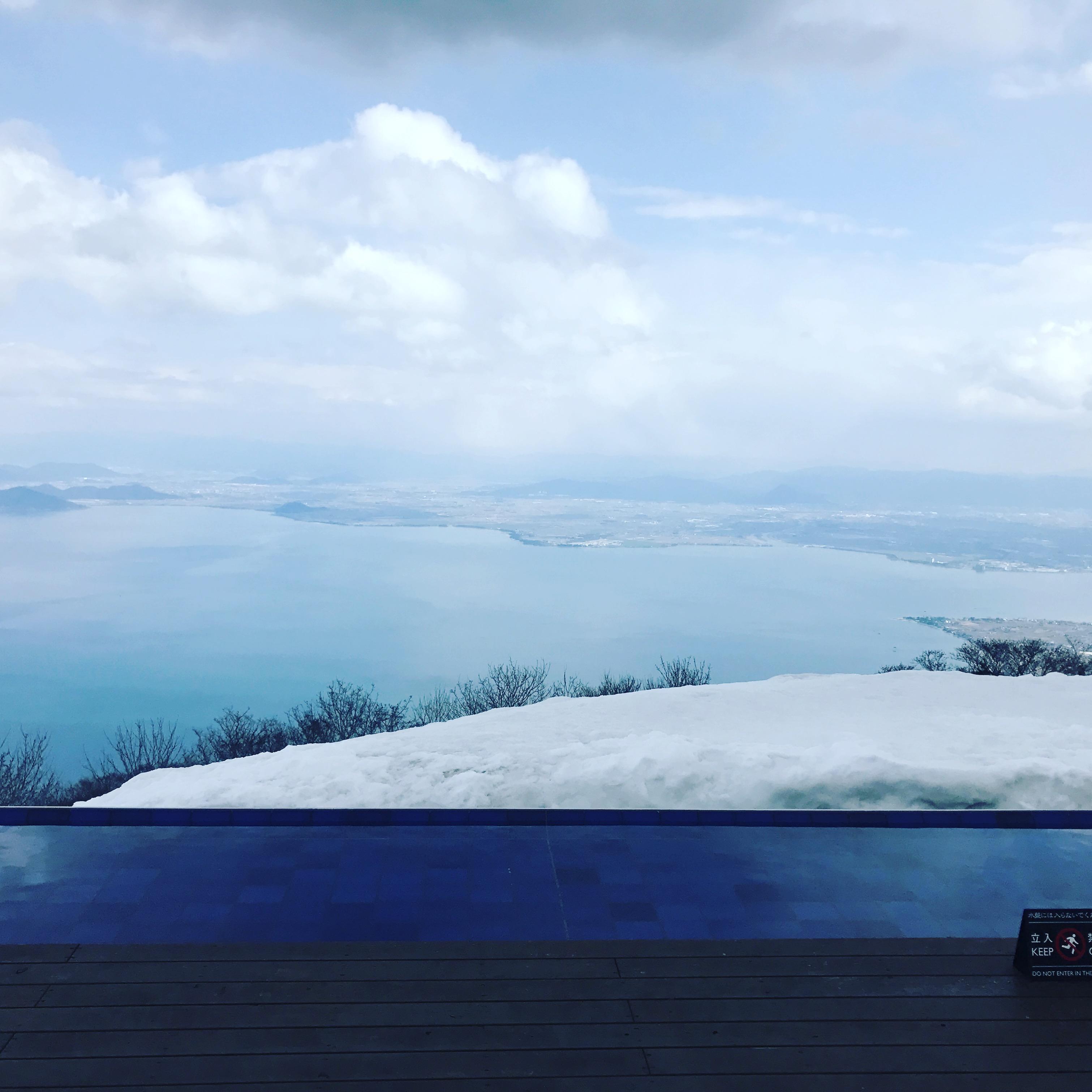 大好きな場所、琵琶湖テラス_2