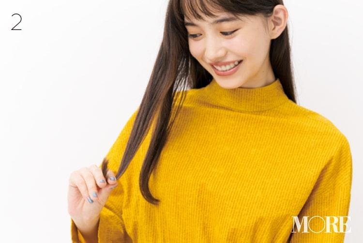 ロングヘアのアレンジ特集 - ゆる巻きのやり方など『BLACKPINK』ジェニーの髪型がお手本のヘアカタログ_44