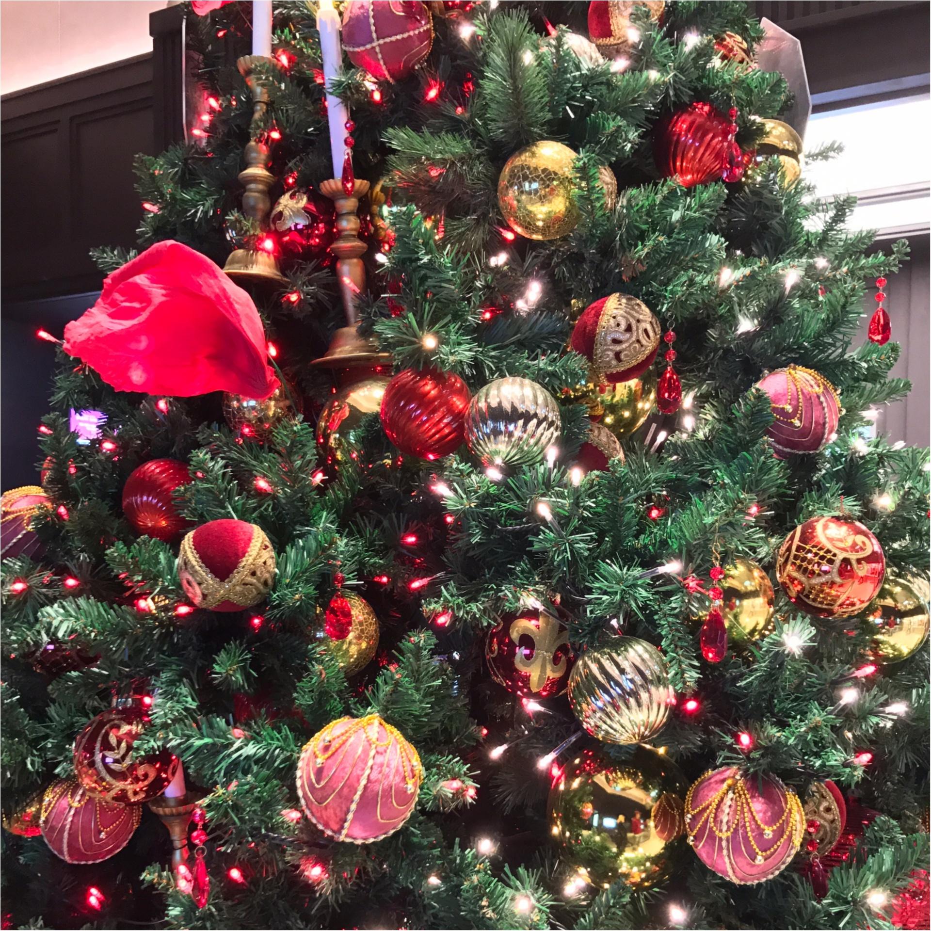 【美女と野獣】の世界に出会える❤︎TOKYU PLAZA GINZAでひと足お先にクリスマス気分☺︎_3