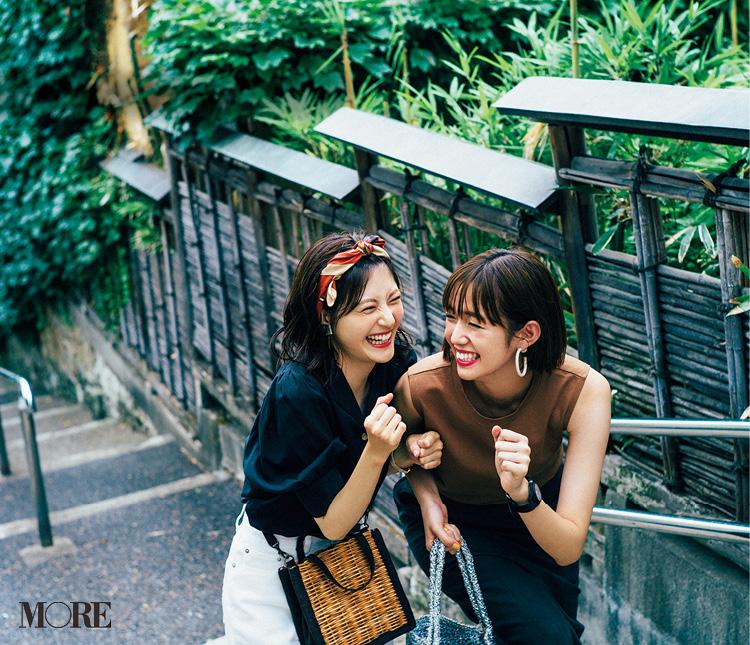 佐藤ありさがお手本! 夏のシャツコーデ Photo Gallery_1_4