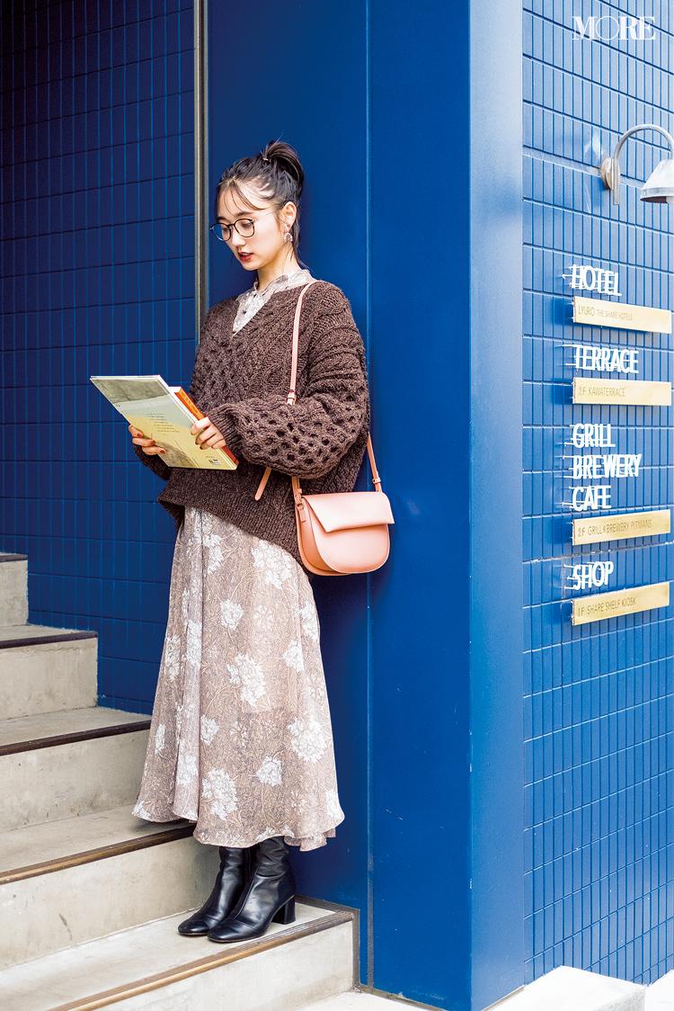 鈴木友菜主演・着回し連載『柄アイテムが必要だ。』 着回しアイテム&コーデPhoto Gallery_1_8