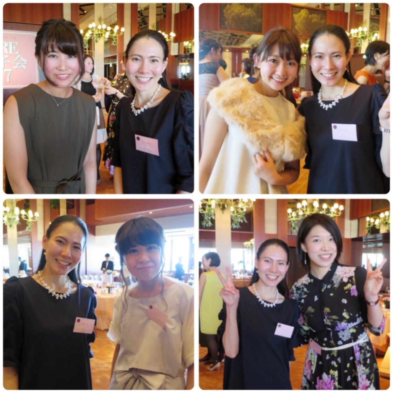 《 年に一度の大イベント! 》かわいい女子に、美味しいお料理、スペシャルゲスト!楽しいモア大女子会をレポート♡_9