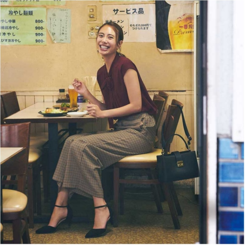 【秋のGU】コーデカタログ  Photo Gallery_1_8