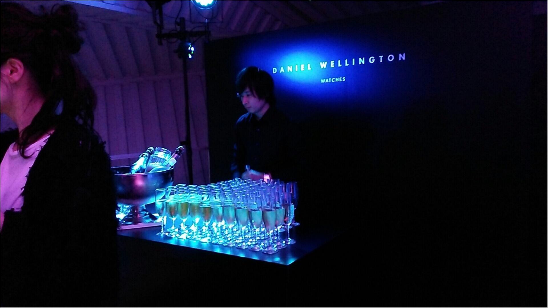 【♥︎♥︎♥︎】流行りの人はみーんな持ってる♡Daniel WellingtonのAfter Partyに行ってきました:)_2