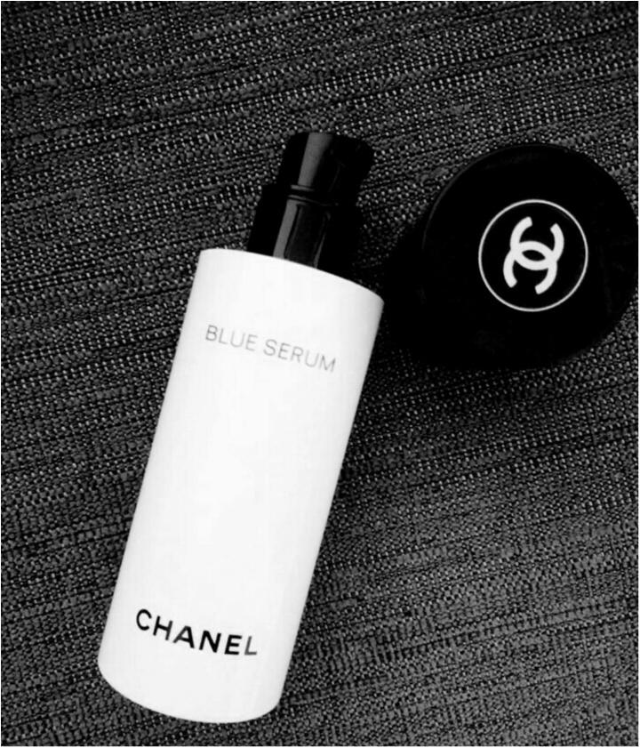 【憧れのCHANEL】プレ美容液が優秀!BLUE SERUM_2