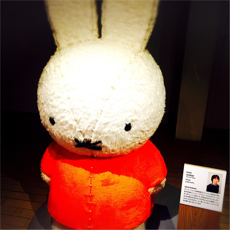 【8/24まで】生誕60周年♡ミッフィー展が横浜赤レンガ倉庫で開催中!_3