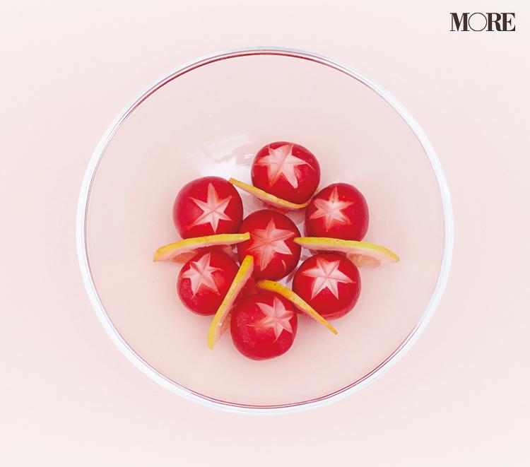 【作りおきお弁当レシピ】にんじん・パプリカ・ミニトマトなど、赤とオレンジ色の野菜でおかず6品! 簡単で、彩り華やかに_1