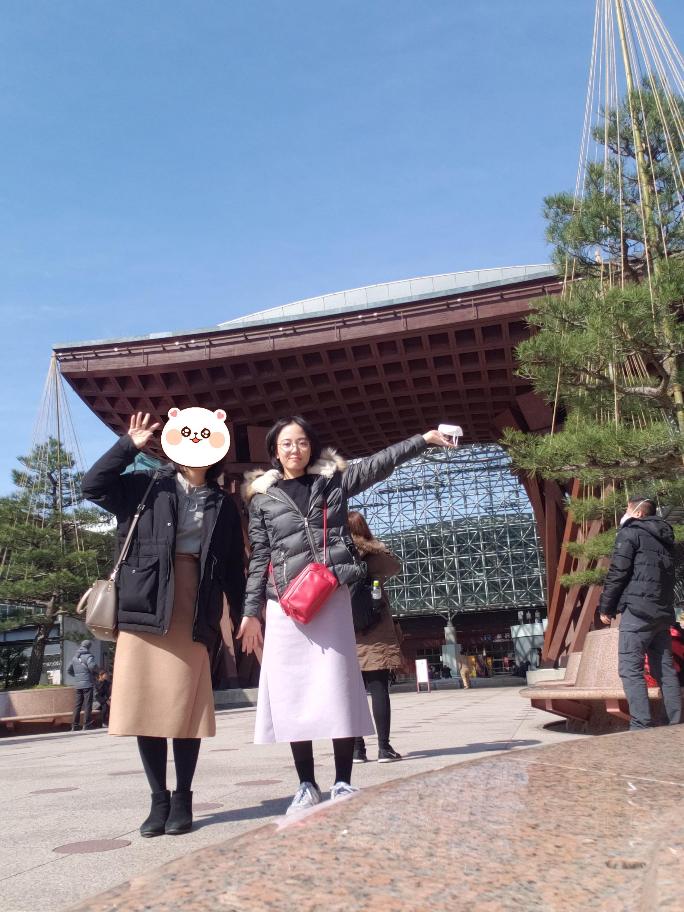 《金沢・能登女子旅♡》観光・ドライブ・縁結び☆宿はあの「加賀屋」でプチ贅沢三昧☆_1