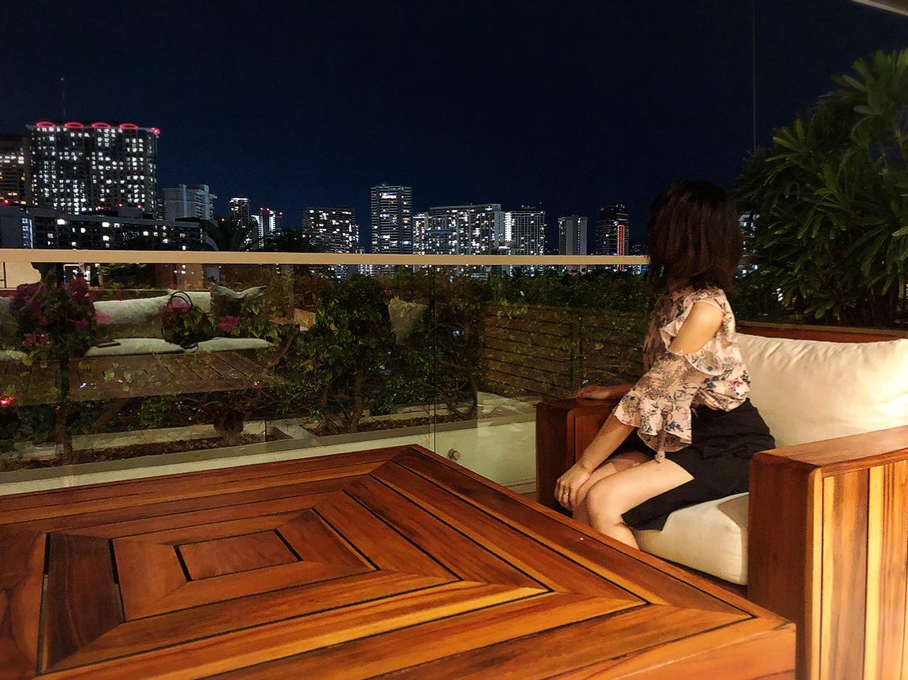 【Hawaii】ハッピーアワーでNYステーキも半額!憧れのラグジュアリーホテルでお得にディナーをいただきました♩_7