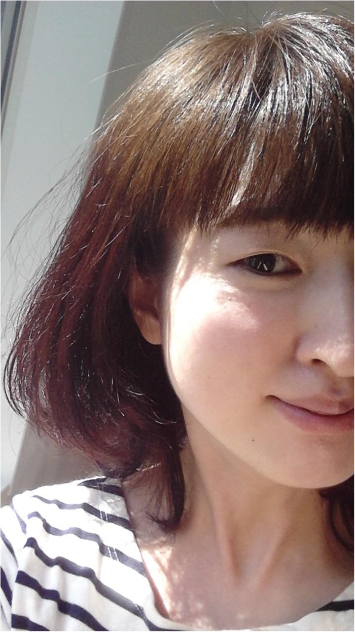 【2016 夏 ヘアカラー】ピンクベージュでやわらか透明感を出そう!!相乗効果で肌まで白見え!_3