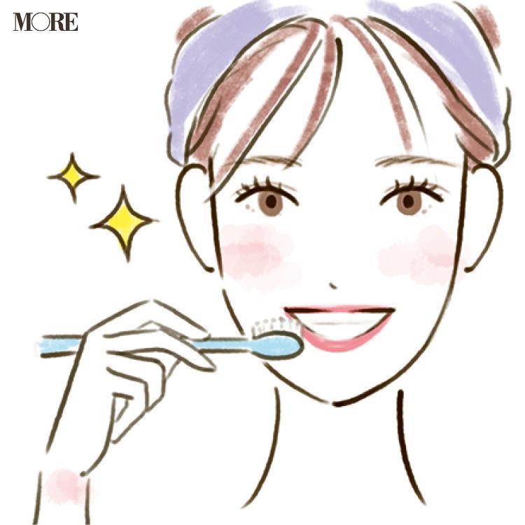 【正しい歯の磨き方】フロスや歯間ブラシ、舌用ブラシの使い方や頻度は? ケアにかける時間の目安は?_2