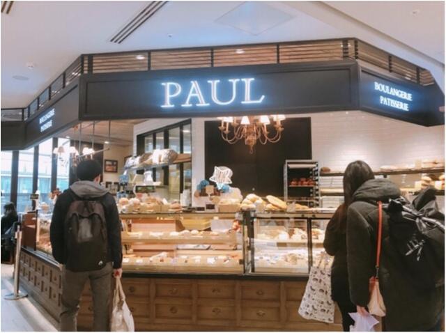 《休日の贅沢な朝ごパン》【PAUL】のクロワッサンが美味しすぎる♡♡フランス本番の味を堪能❤︎_1