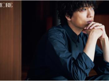 山崎育三郎さんインタビュー「落ち込まない、比べない。自分と向き合うことが大切」PhotoGallery