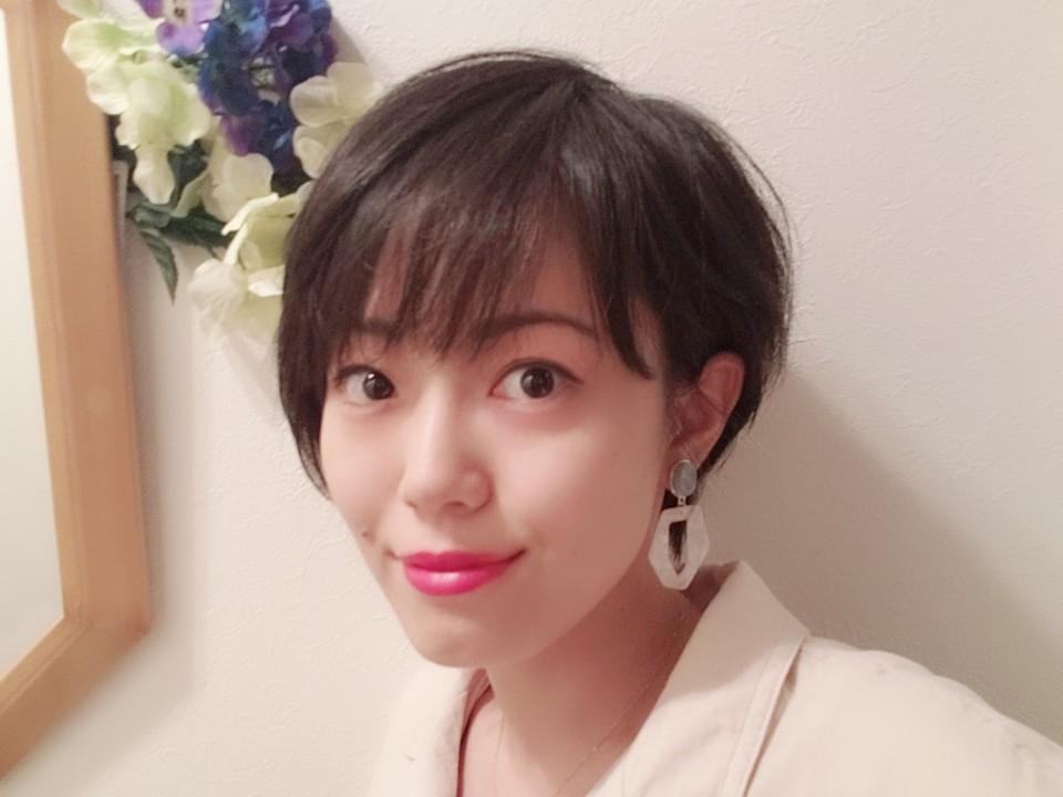 今年の夏は、印象も自由自在な☆ハンサムショート☆で決まり!_4